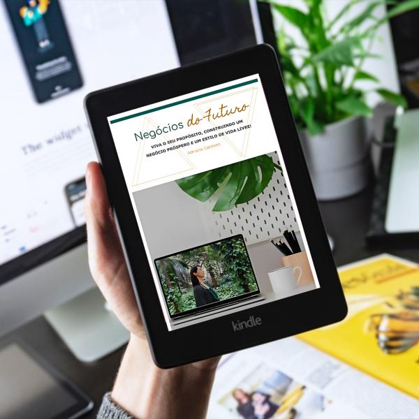 e-book negócios consciente do futuro